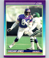 1990 Score #120 Hassan Jones Vikings NFL Football