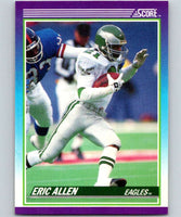 1990 Score #121 Eric Allen Eagles NFL Football