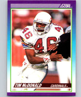 1990 Score #127 Tim McDonald Cardinals NFL Football