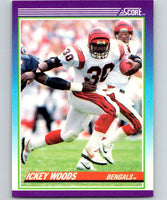 1990 Score #130 Ickey Woods Bengals NFL Football