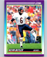 1990 Score #134 Kevin Butler Bears NFL Football