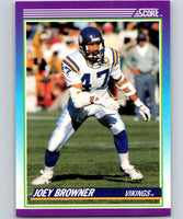 1990 Score #147 Joey Browner Vikings NFL Football