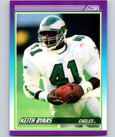 1990 Score #159 Keith Byars Eagles NFL Football
