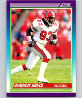1990 Score #167 Aundray Bruce Falcons NFL Football