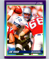 1990 Score #172 Joe Nash Seahawks NFL Football