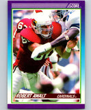 1990 Score #180 Robert Awalt Cardinals NFL Football