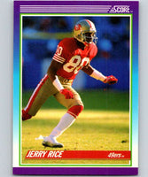 1990 Score #200 Jerry Rice 49ers NFL Football