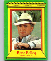 1981 Topps Raiders Of The Lost Ark #4 Rene Belloq