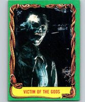 1981 Topps Raiders Of The Lost Ark #8 Victim Of The Gods