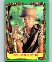 1981 Topps Raiders Of The Lost Ark #15 Belloq's Prize
