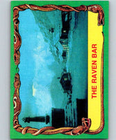 1981 Topps Raiders Of The Lost Ark #20 The Raven Bar