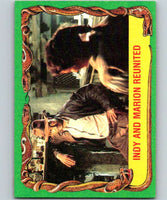 1981 Topps Raiders Of The Lost Ark #22 Indy And Marion Reunited