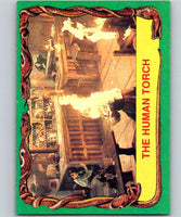 1981 Topps Raiders Of The Lost Ark #30 The Human Torch