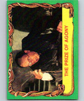 1981 Topps Raiders Of The Lost Ark #31 The Prize Of Agony