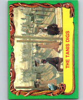 1981 Topps Raiders Of The Lost Ark #42 The Tanis Digs