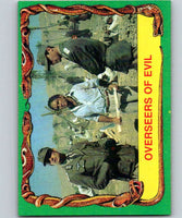 1981 Topps Raiders Of The Lost Ark #43 Overseers Of Evil