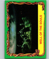 1981 Topps Raiders Of The Lost Ark #48 Well Of The Souls