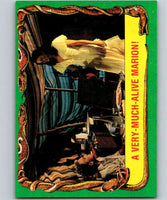 1981 Topps Raiders Of The Lost Ark #49 A Very-Much-Alive Marion!