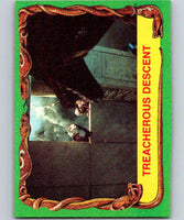 1981 Topps Raiders Of The Lost Ark #50 Treacherous Descent