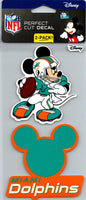 Miami Dolphins Disney Perfect Cut 4