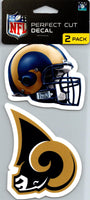 Los Angeles Rams Perfect Cut 4