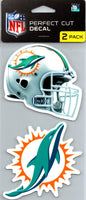 Miami Dolphins Perfect Cut 4