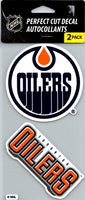 Edmonton Oilers Perfect Cut 4