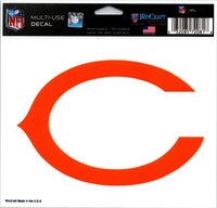 Wincraft Chicago Bears Multi-Use Decal Sticker 5