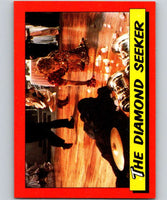 1984 Topps Indiana Jones and the Temple of Doom #5 The Diamond Seeker