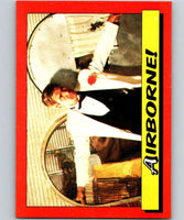 1984 Topps Indiana Jones and the Temple of Doom #9 Airborne!