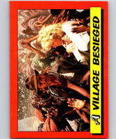 1984 Topps Indiana Jones and the Temple of Doom #13 A Village Besieged