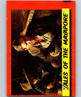 1984 Topps Indiana Jones and the Temple of Doom #14 Tales of the Mayapore