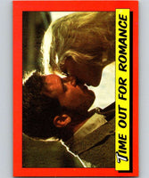 1984 Topps Indiana Jones and the Temple of Doom #28 Time Out for Romance