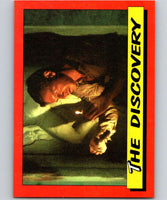 1984 Topps Indiana Jones and the Temple of Doom #32 The Discovery