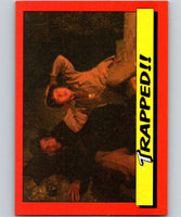 1984 Topps Indiana Jones and the Temple of Doom #33 Trapped!!