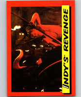 1984 Topps Indiana Jones and the Temple of Doom #54 Indy's Revenge