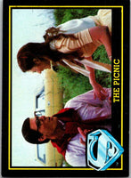 1983 Topps Superman III #34 The Picnic