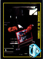 1983 Topps Superman III #54 Goodness at the Crossroads