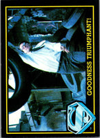 1983 Topps Superman III #66 Goodness Triumphant!