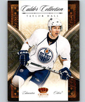 2010-11 Panini Crown Royale Calder Collection #6 Taylor Hall RC 70/99