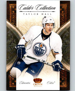 2010-11 Panini Crown Royale Calder Collection #6 Taylor Hall RC 29/99