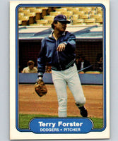 1982 Fleer #4 Terry Forster Dodgers