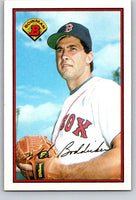 1989 Bowman #21 Mike Boddicker Red Sox MLB Baseball
