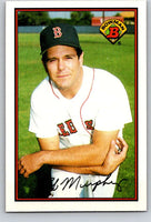 1989 Bowman #22 Rob Murphy Red Sox MLB Baseball