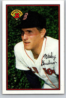 1989 Bowman #23 Wes Gardner Red Sox MLB Baseball
