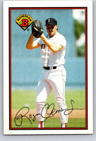 1989 Bowman #26 Roger Clemens Red Sox MLB Baseball