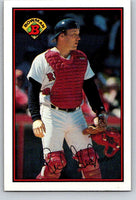 1989 Bowman #27 Rich Gedman Red Sox MLB Baseball