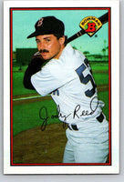 1989 Bowman #30 Jody Reed Red Sox MLB Baseball