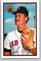 1989 Bowman #32 Wade Boggs Red Sox MLB Baseball