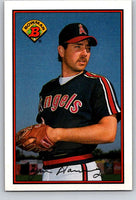 1989 Bowman #40 Bryan Harvey RC Rookie Angels MLB Baseball